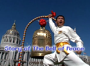 Story of the bell of peace